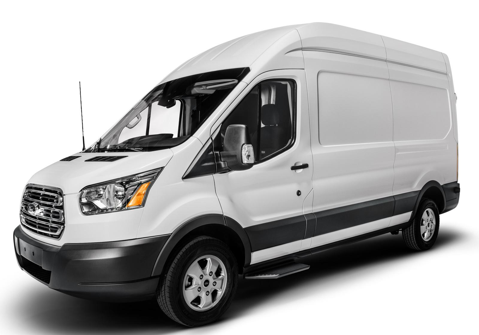 Ford Transit T250 Cargo Van 2018