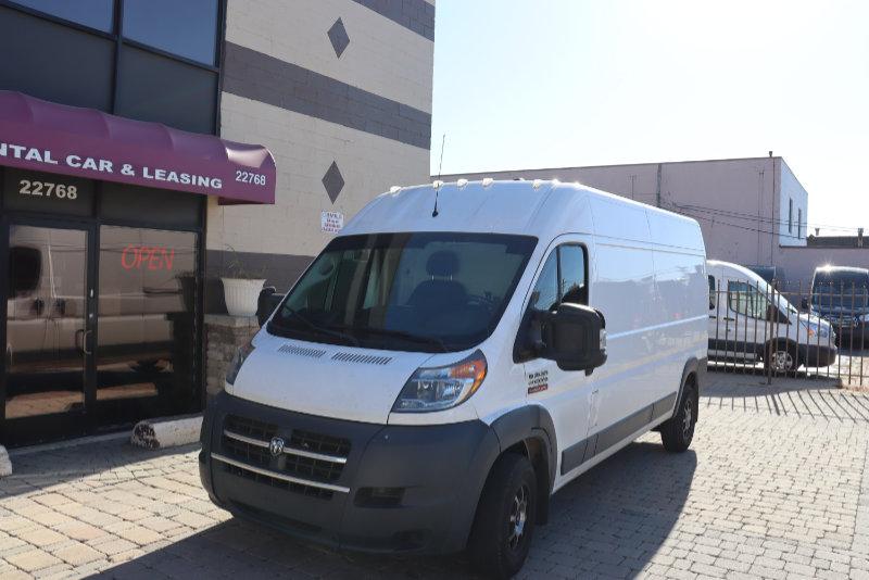 Ram ProMaster® 1500 High Roof Cargo Van