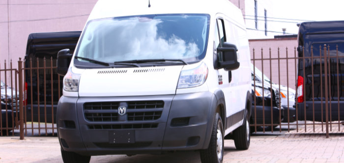 Benefits of a Cargo Van